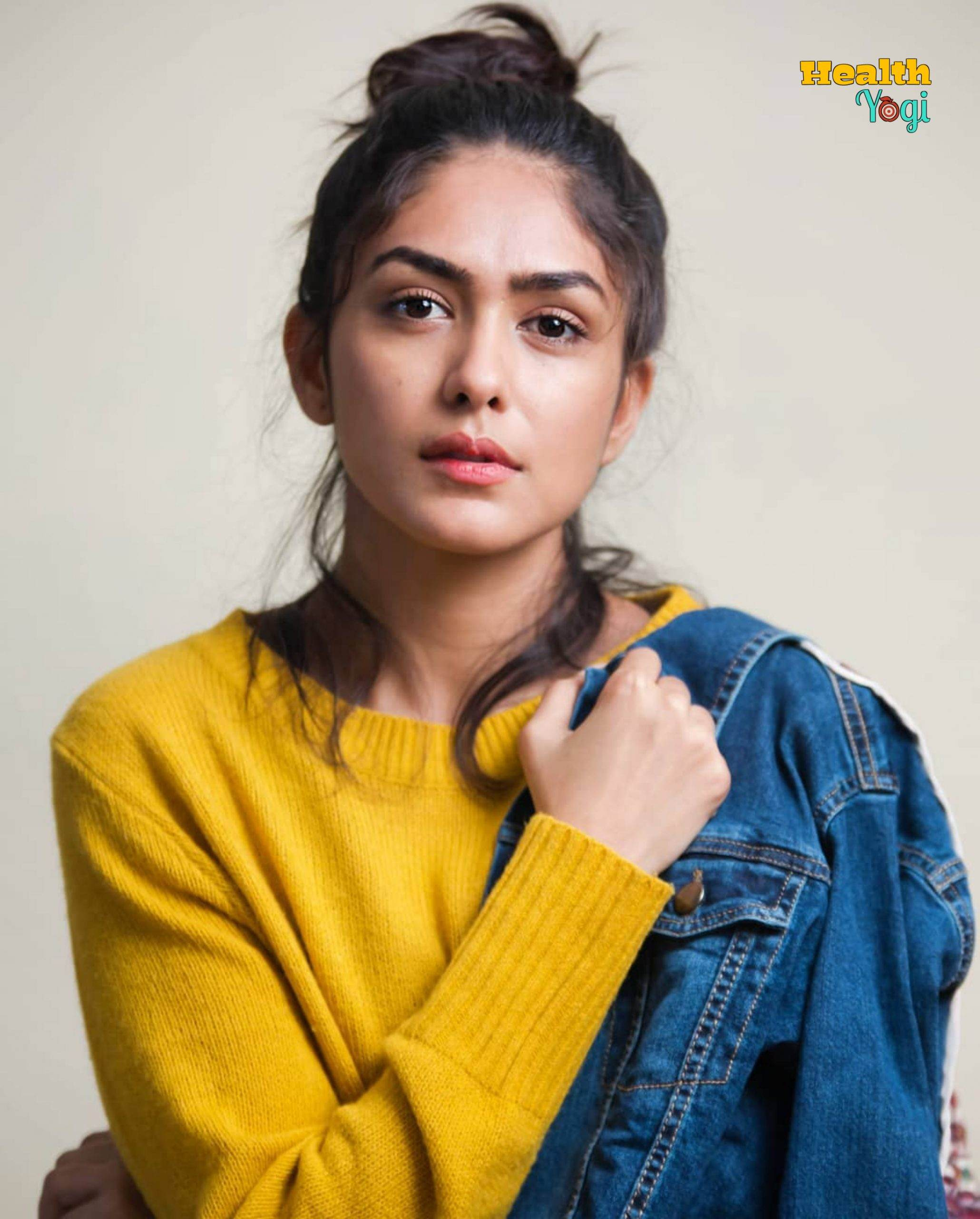 Mrunal Thakur Diet Plan and Workout Routine | Beauty Secrets | Body Stats 2019