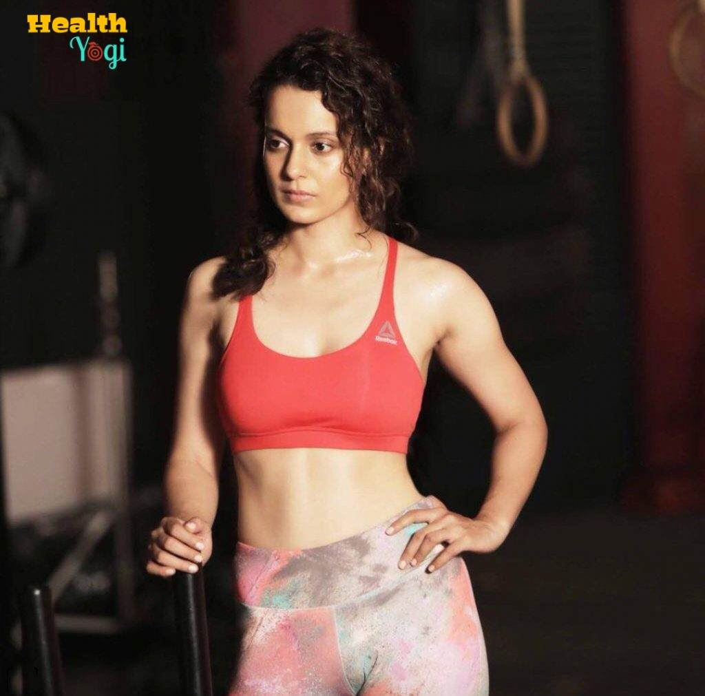 Kangana Ranaut Body Figure HD Photo