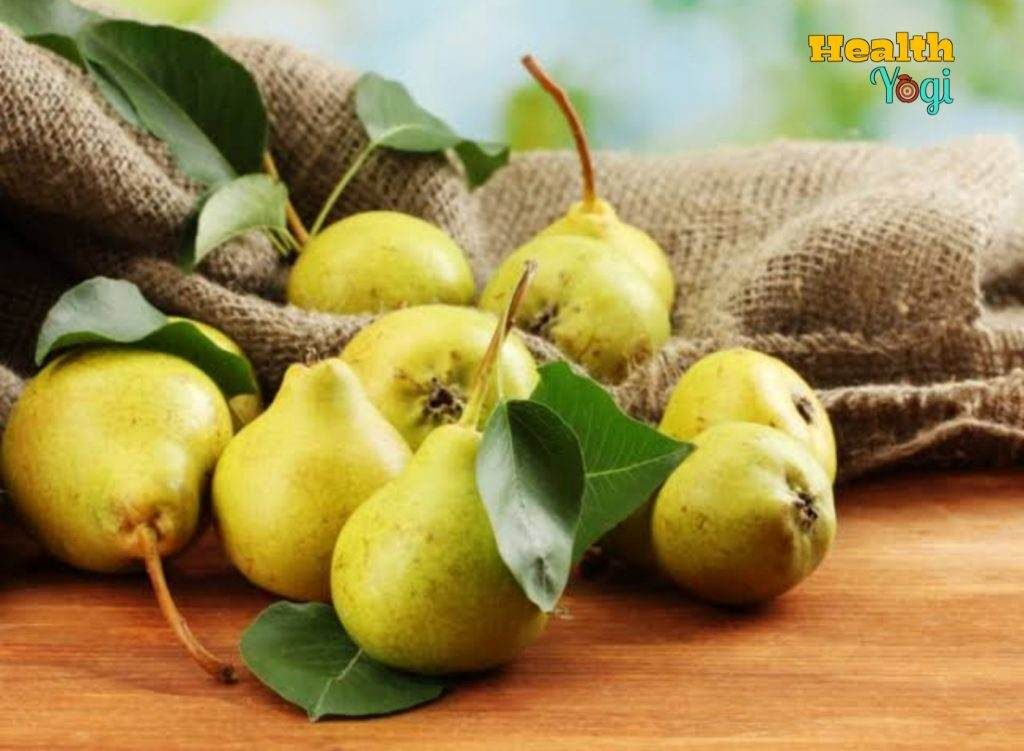 Pears: best rainy foods you can include in your diet