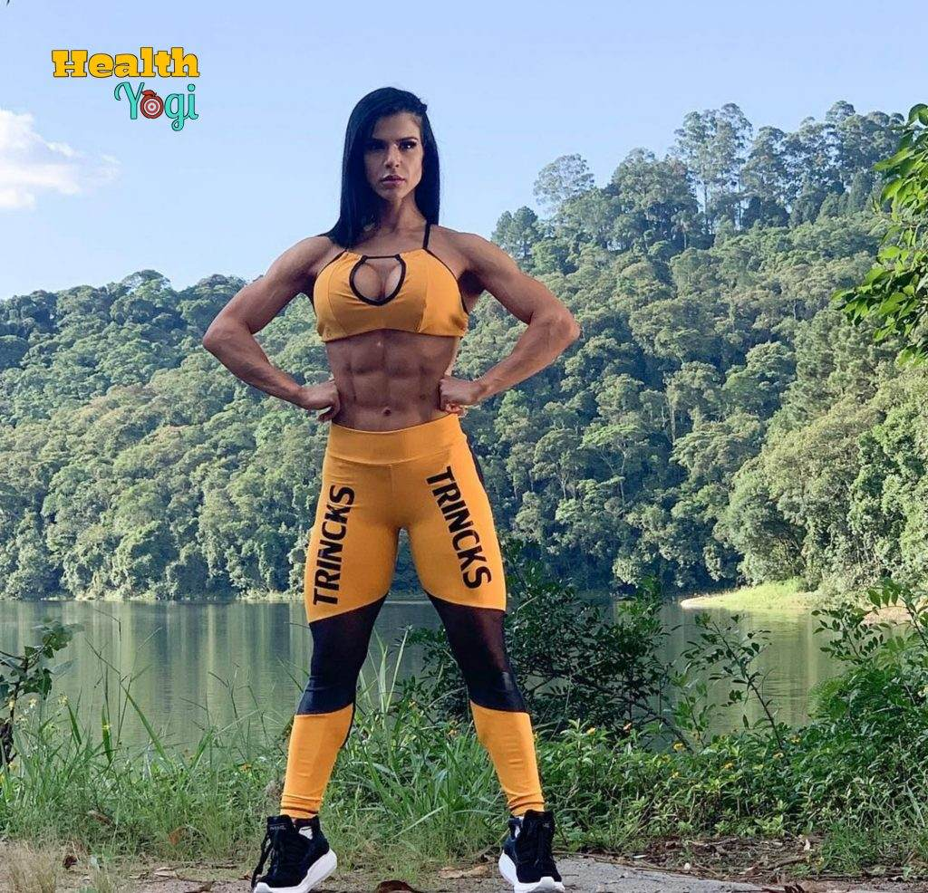 Eva Andressa Workout Routine and Diet Plan | HD Photos