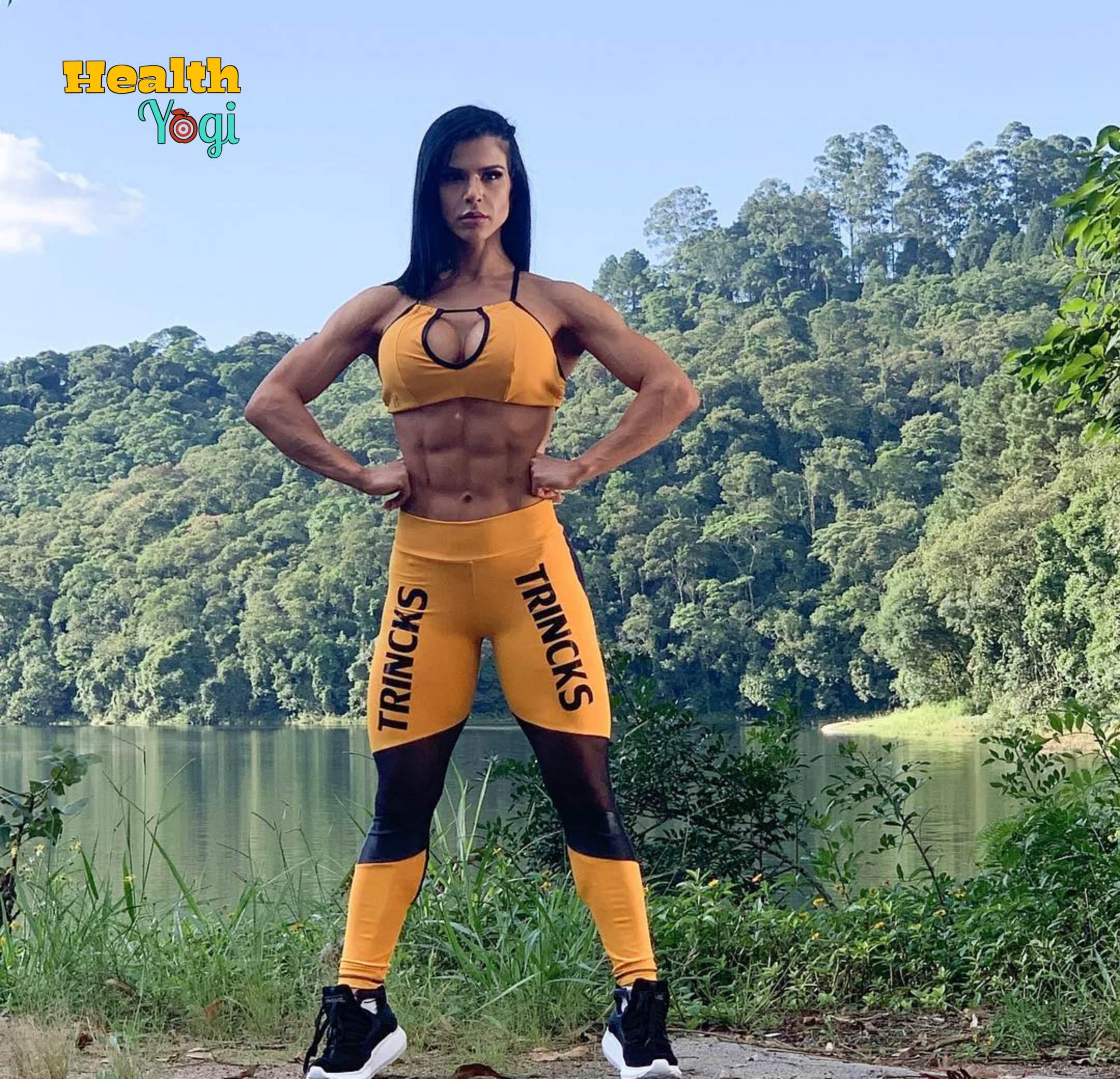 Eva Andressa Workout Routine and Diet Plan   HD Photos