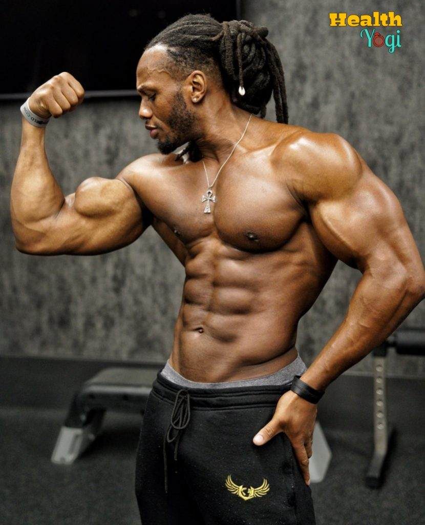 Ulisses Jr Workout Routine and Diet Plan