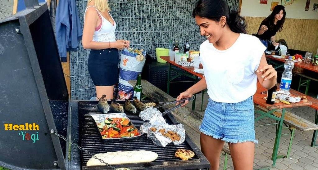 Samyuktha Hegde Diet Plan
