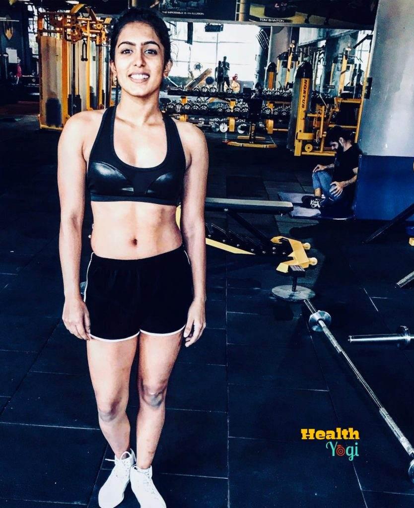 Samyuktha Hegde Diet Plan and Workout Routine
