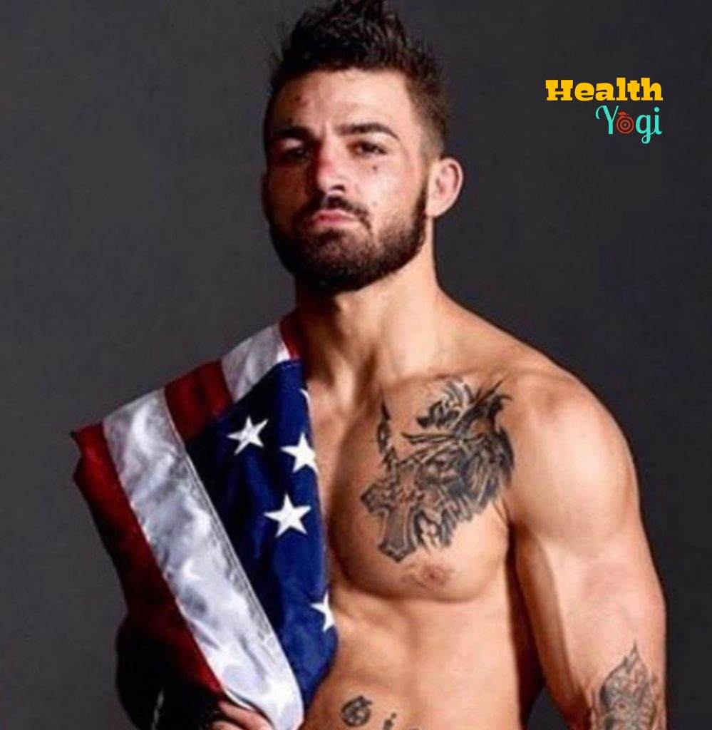 Mike Perry Diet Plan