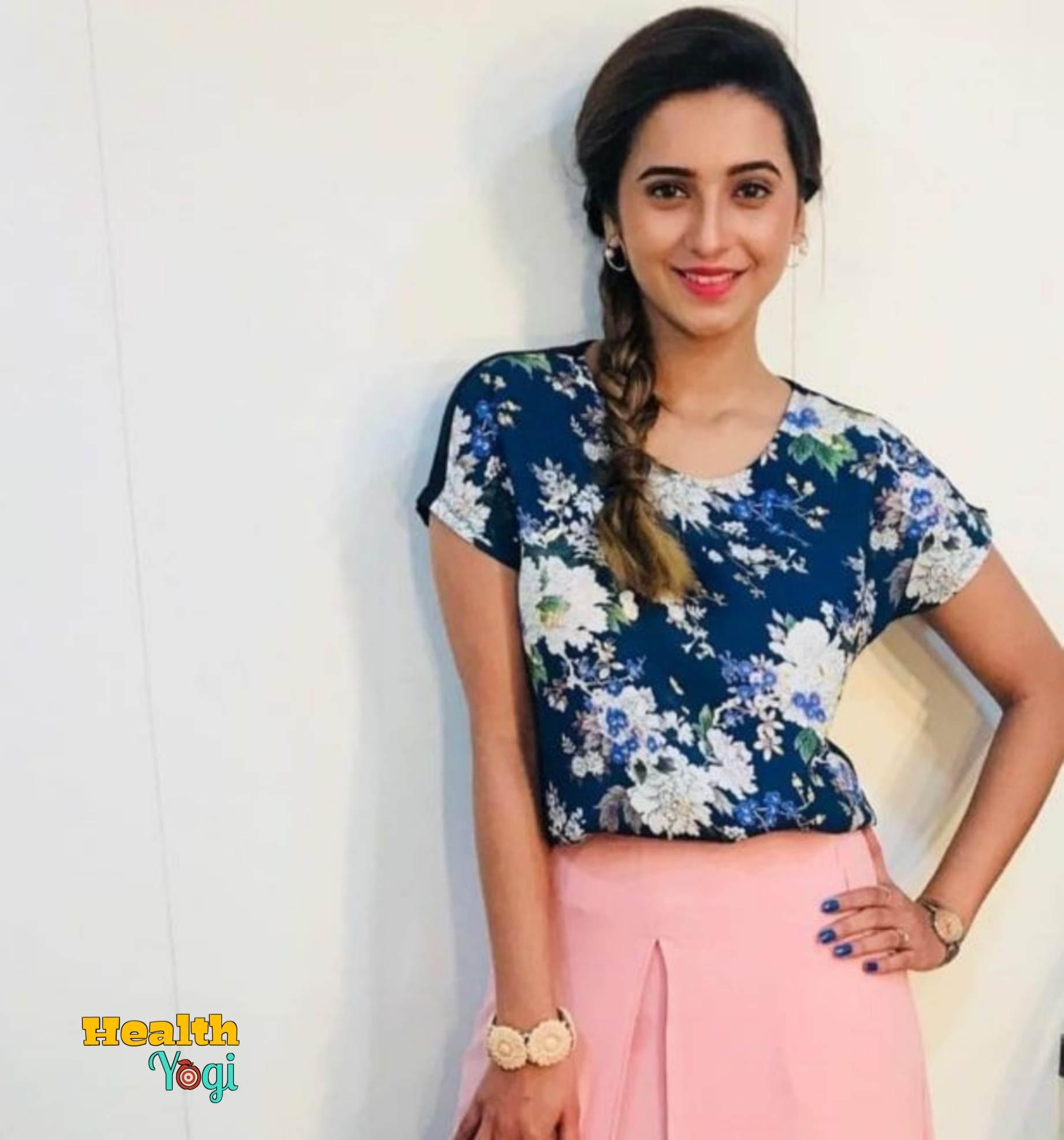 Shivani Surve Diet Plan and Workout Routine