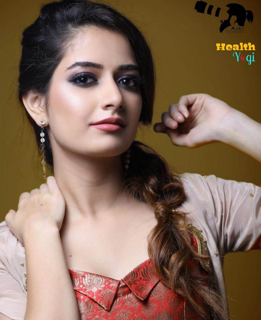 Ashika Ranganath Beauty Tips