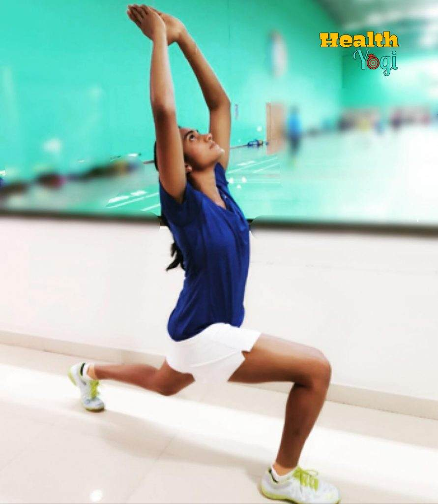 PV Sindhu yoga