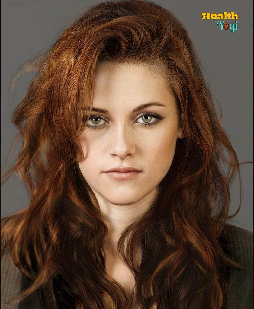 Kristen Stewart beauty secrets
