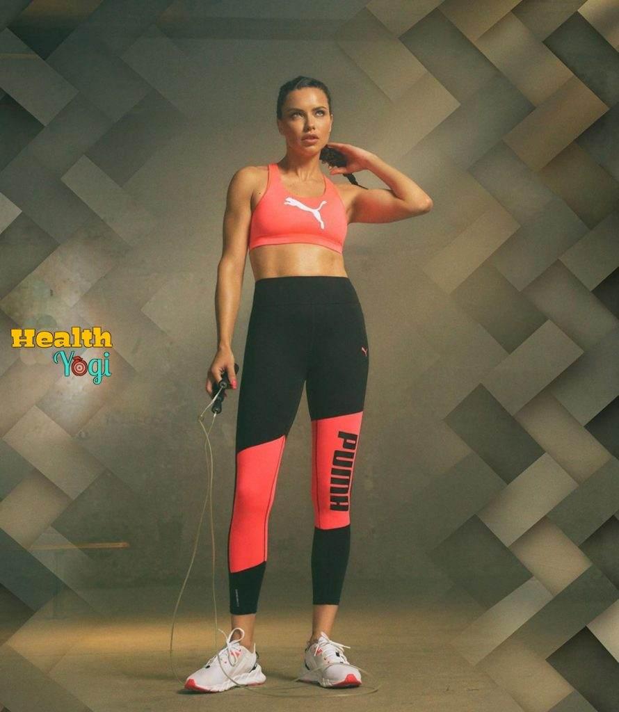 Adriana Lima Diet Plan