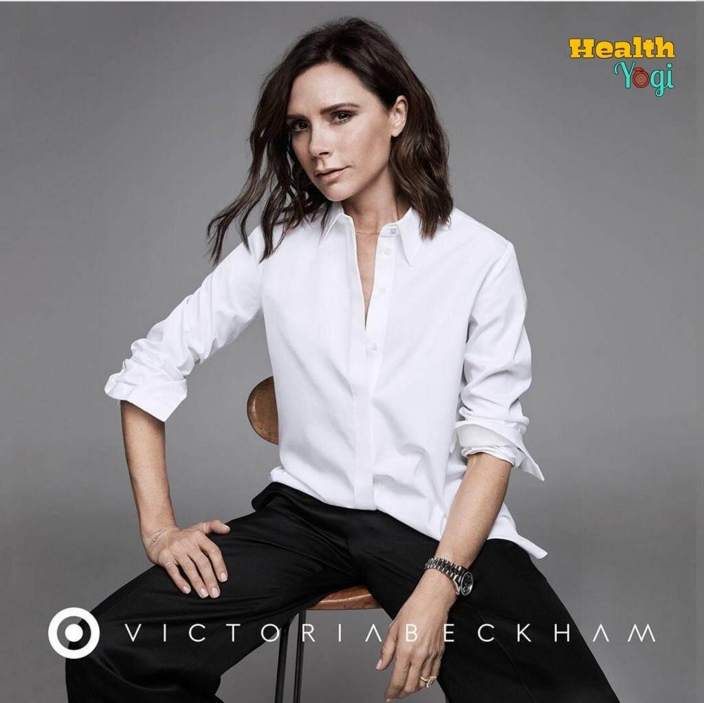 Victoria Beckham Diet Plan and Workout Routine