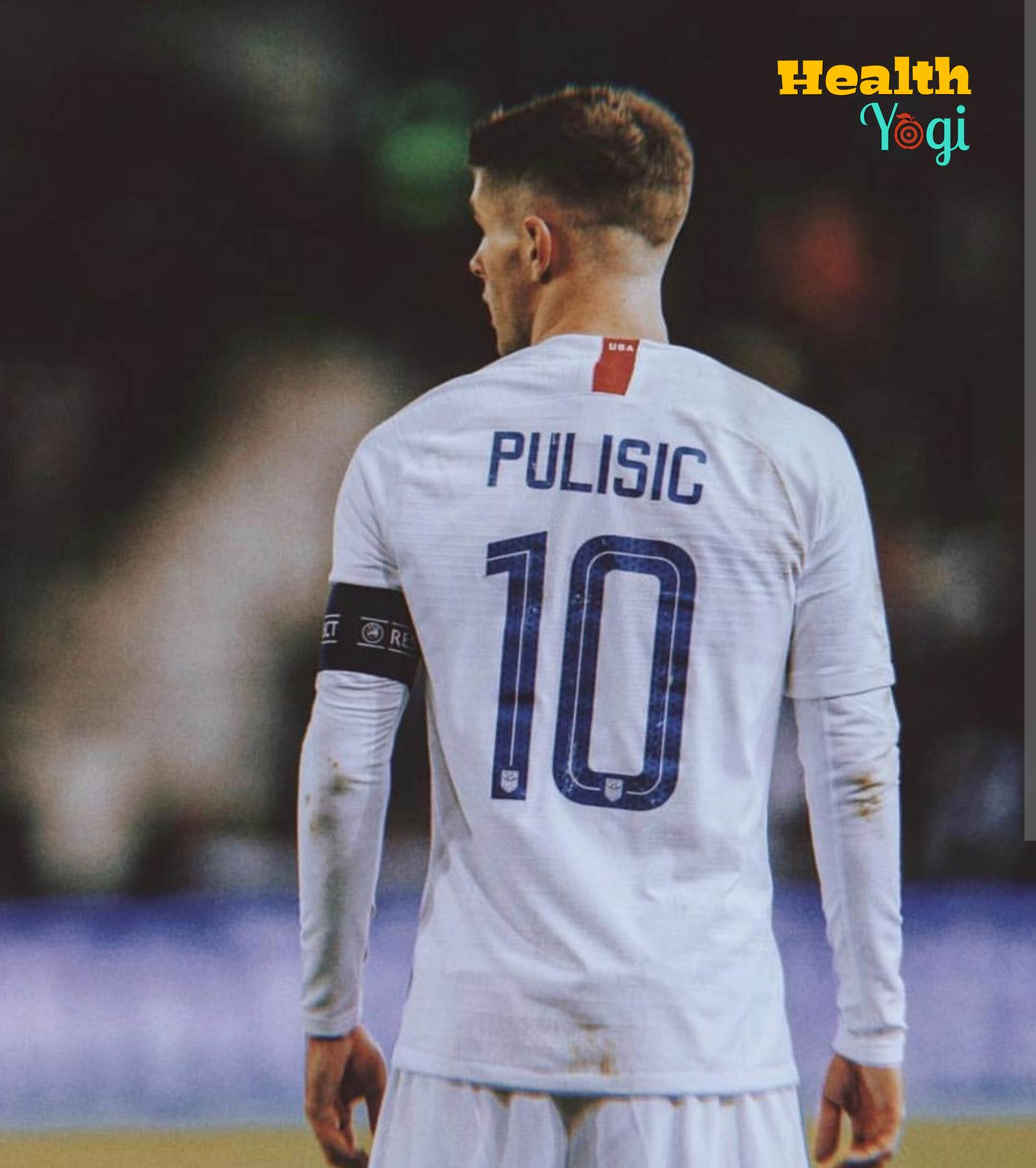 Christian Pulisic Diet Plan and Workout Routine
