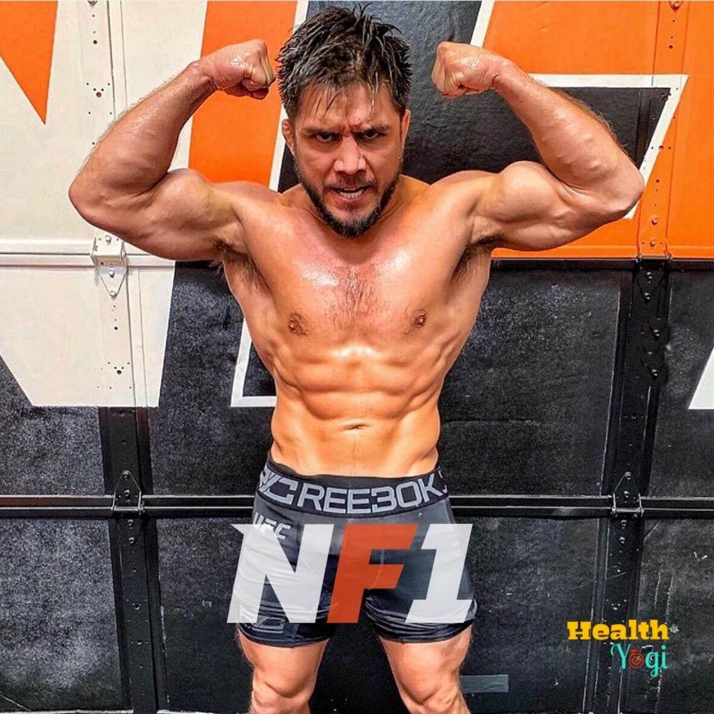 Henry Cejudo Workout Routine