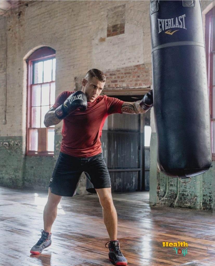 Dustin Poirier Workout Routine