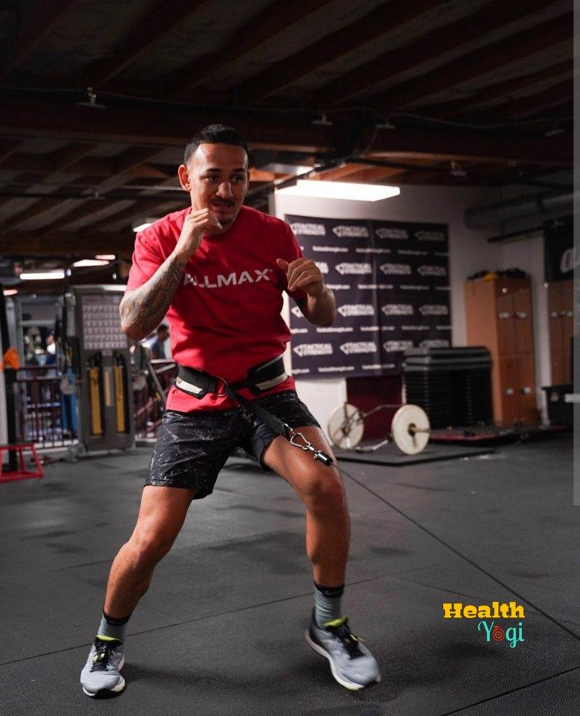 Max Holloway Workout Routine