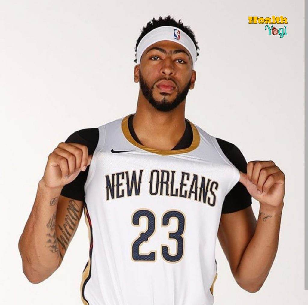 Anthony Davis Workout Routine
