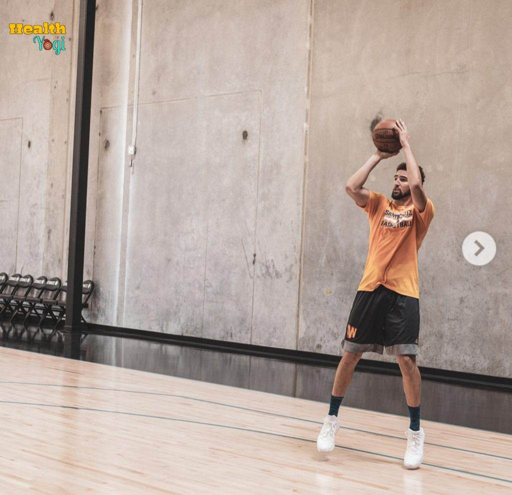 Klay Thompson Workout Routine