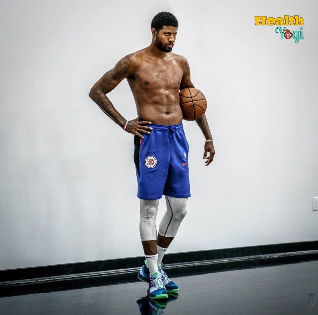 Paul George Abs Workout