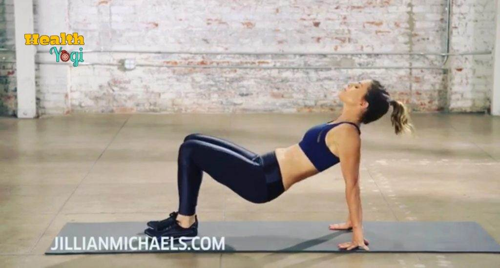 Jillian Michaels exercise plan