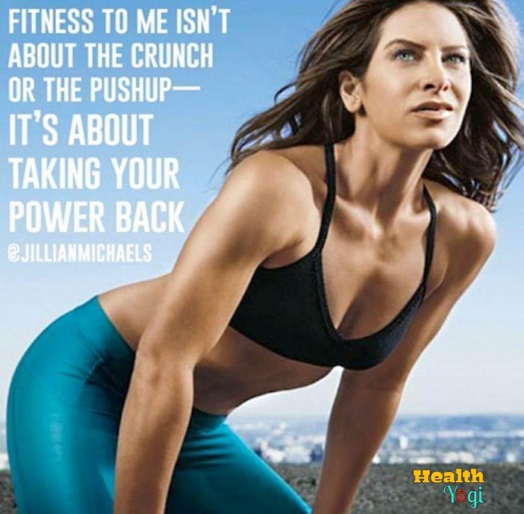 Jillian Michaels Motivation