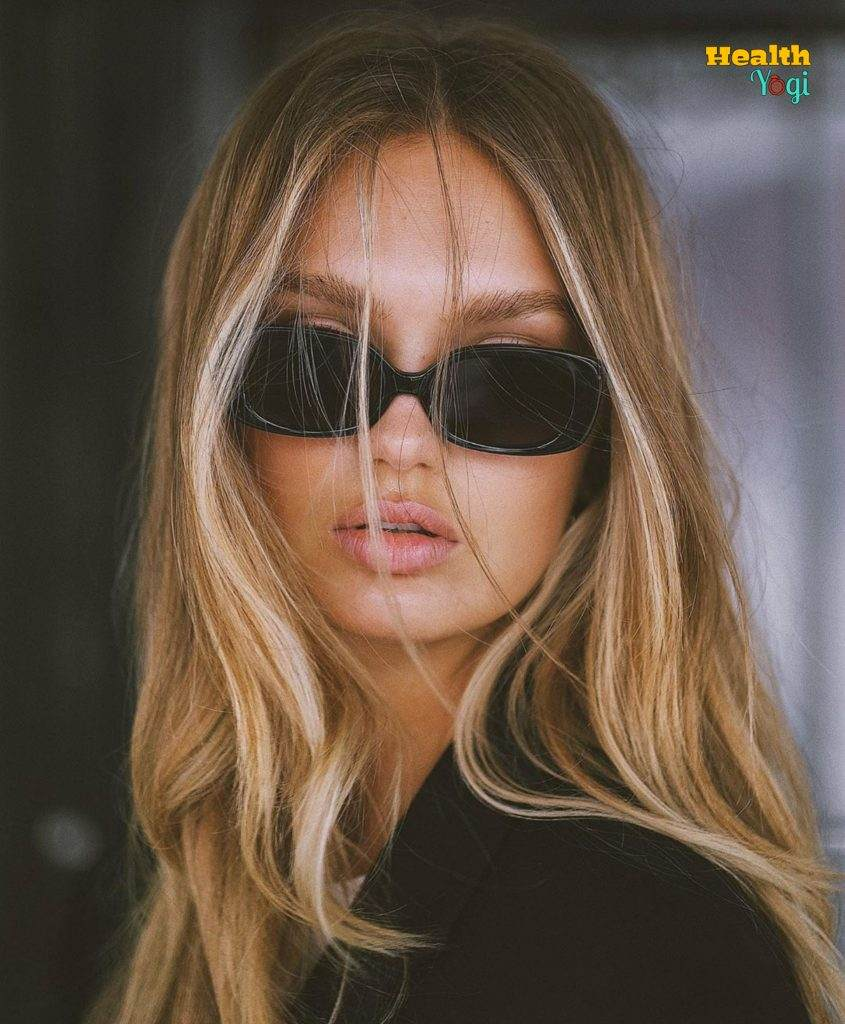 Romee Strijd Beauty