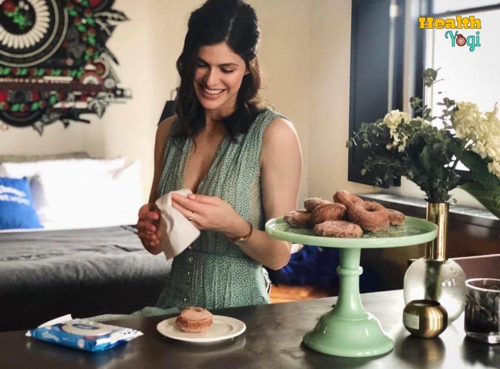 Alexandra Daddario Diet Plan