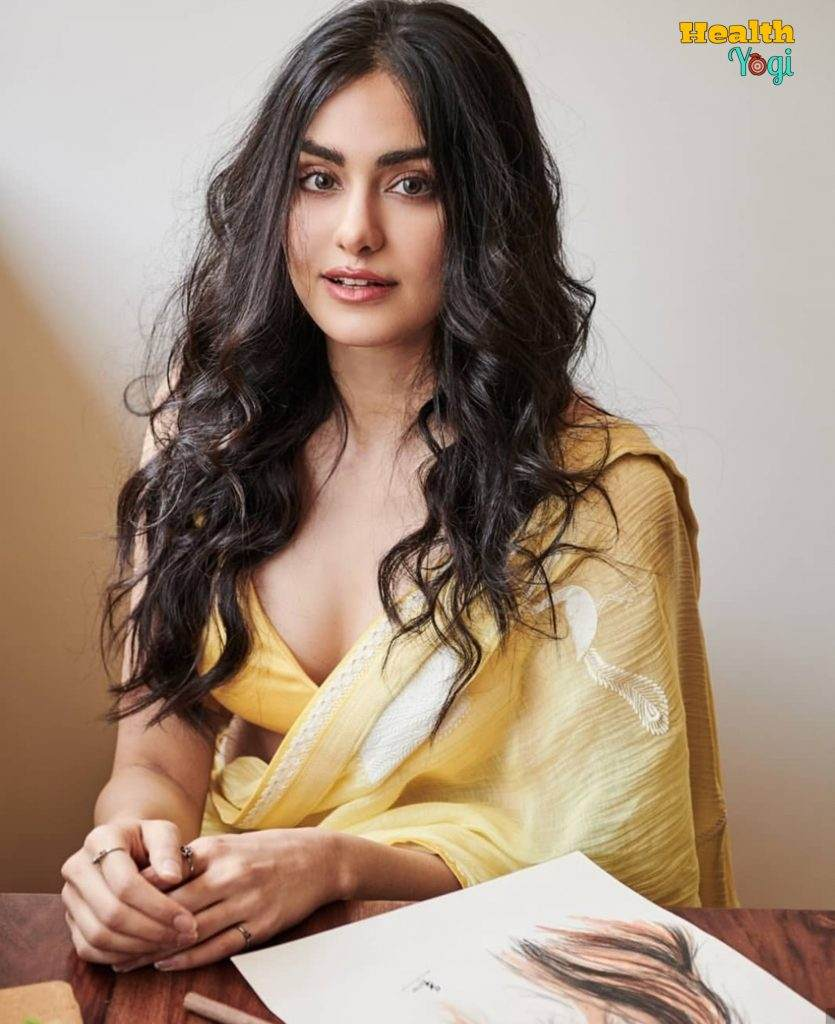 Adah Sharma Beauty Secrets