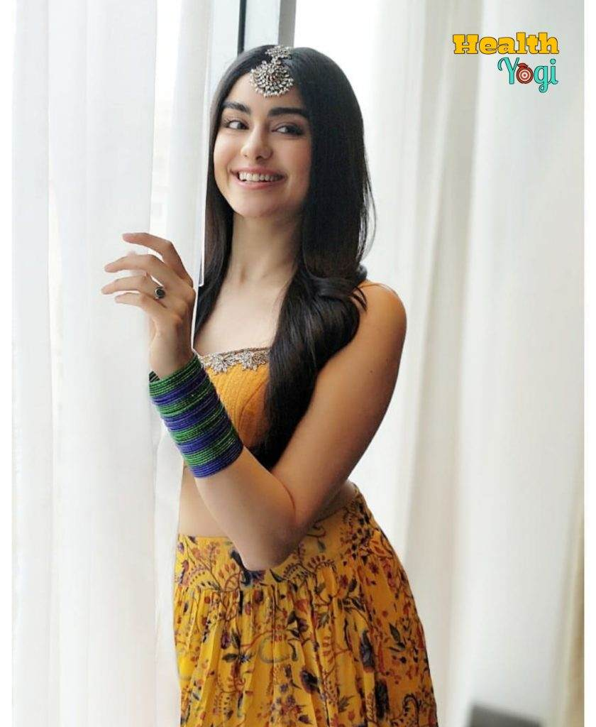 Adah Sharma Hot Photos
