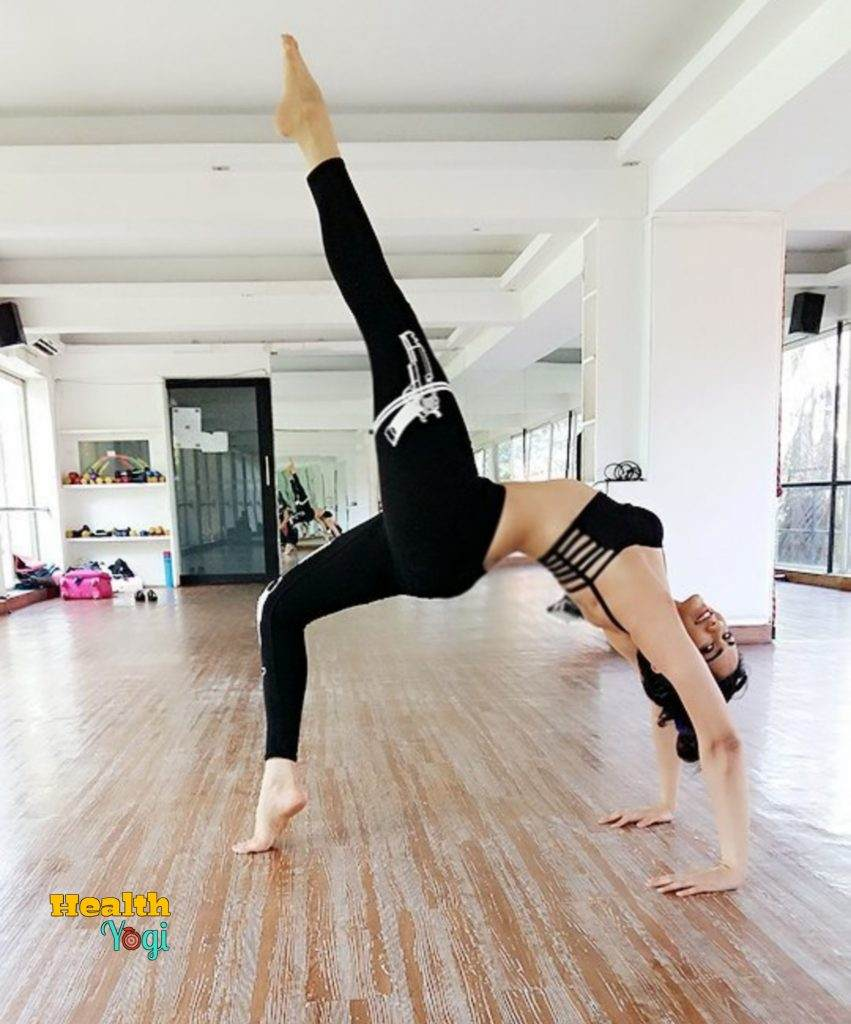 Adah Sharma Workout Routine