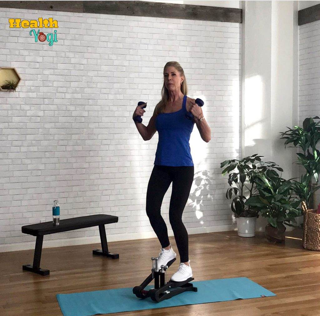 JJ Virgin exercise