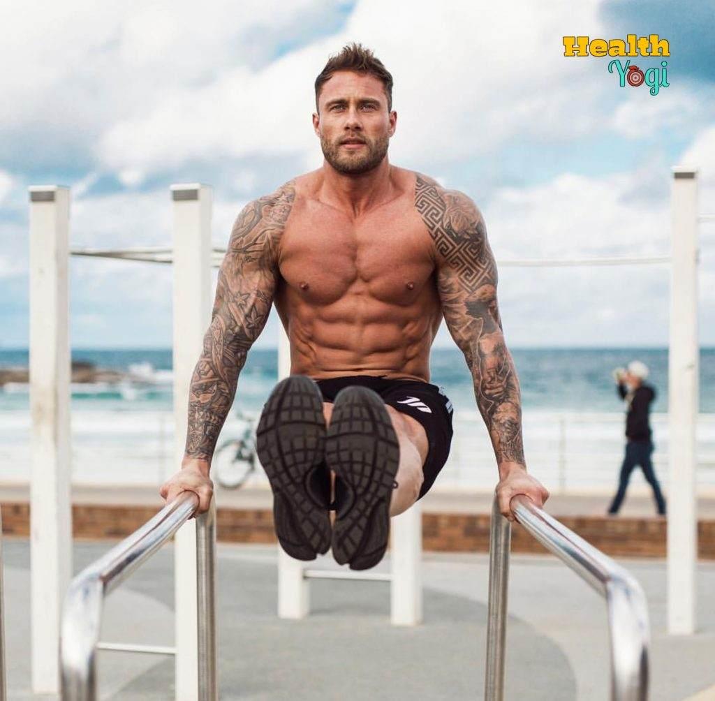 Zac Smith Workout Routine