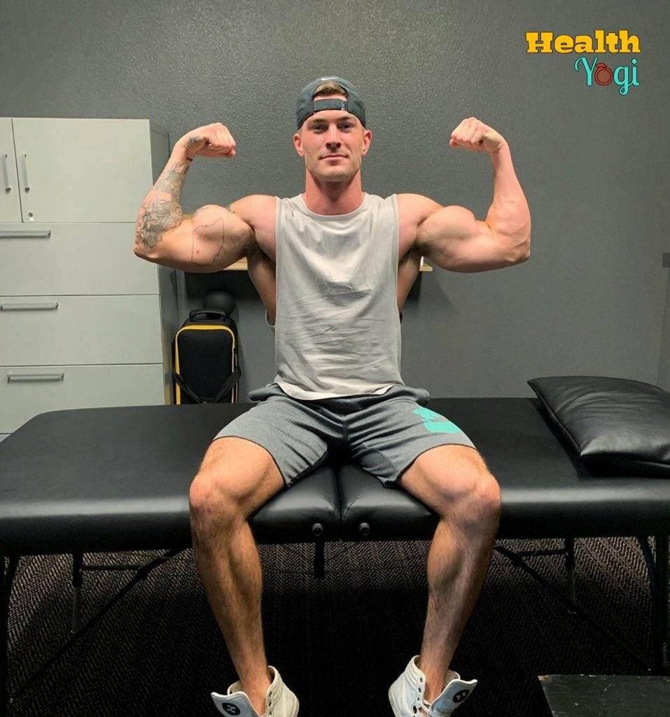Vince Sant Muscular Biceps