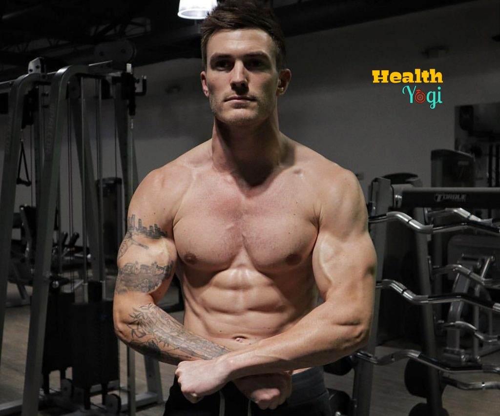 Vince Sant bodybuilding