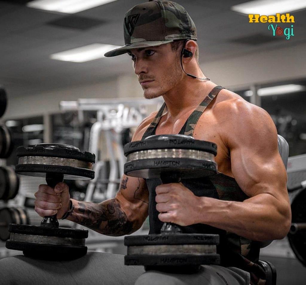 Vince Sant Biceps Workout