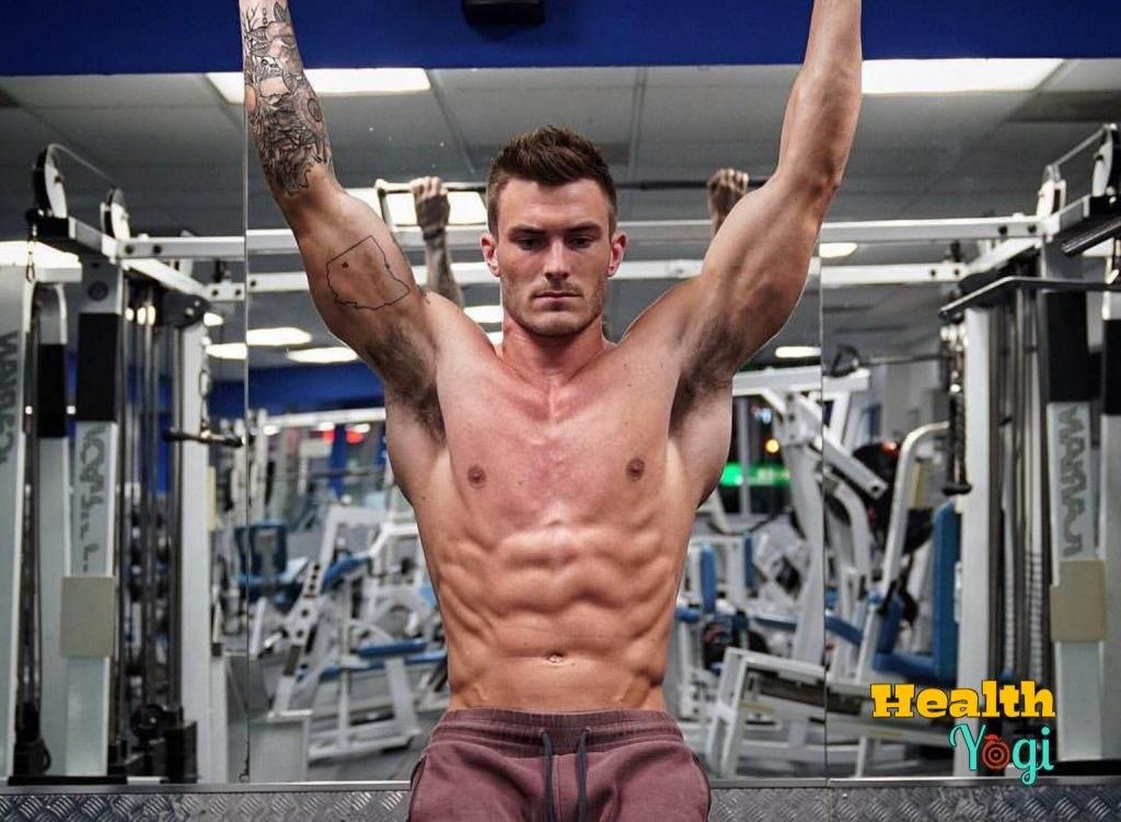 Vince Sant Exercise Routine