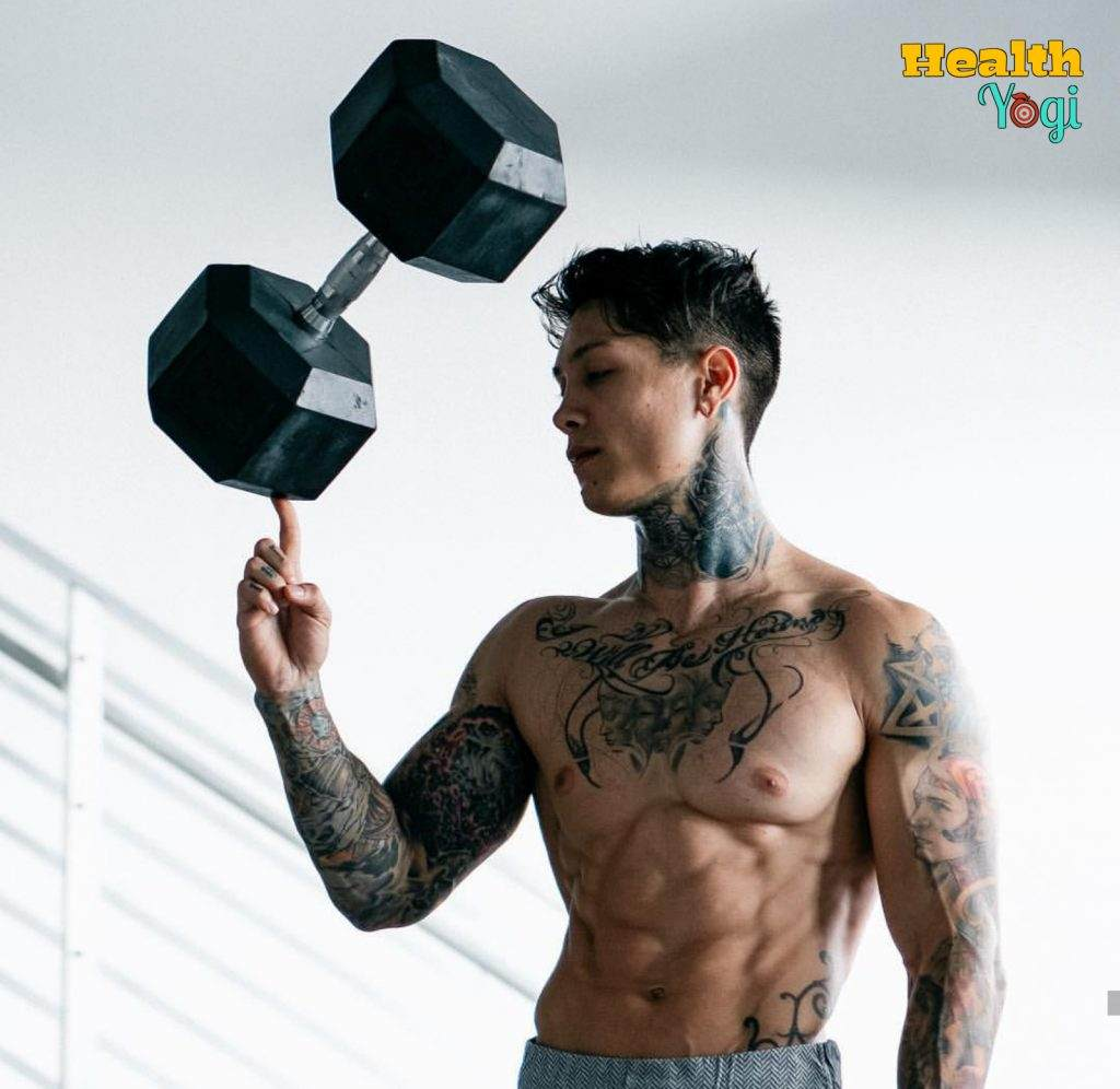 Chris Heria Diet Plan and Workout Routine
