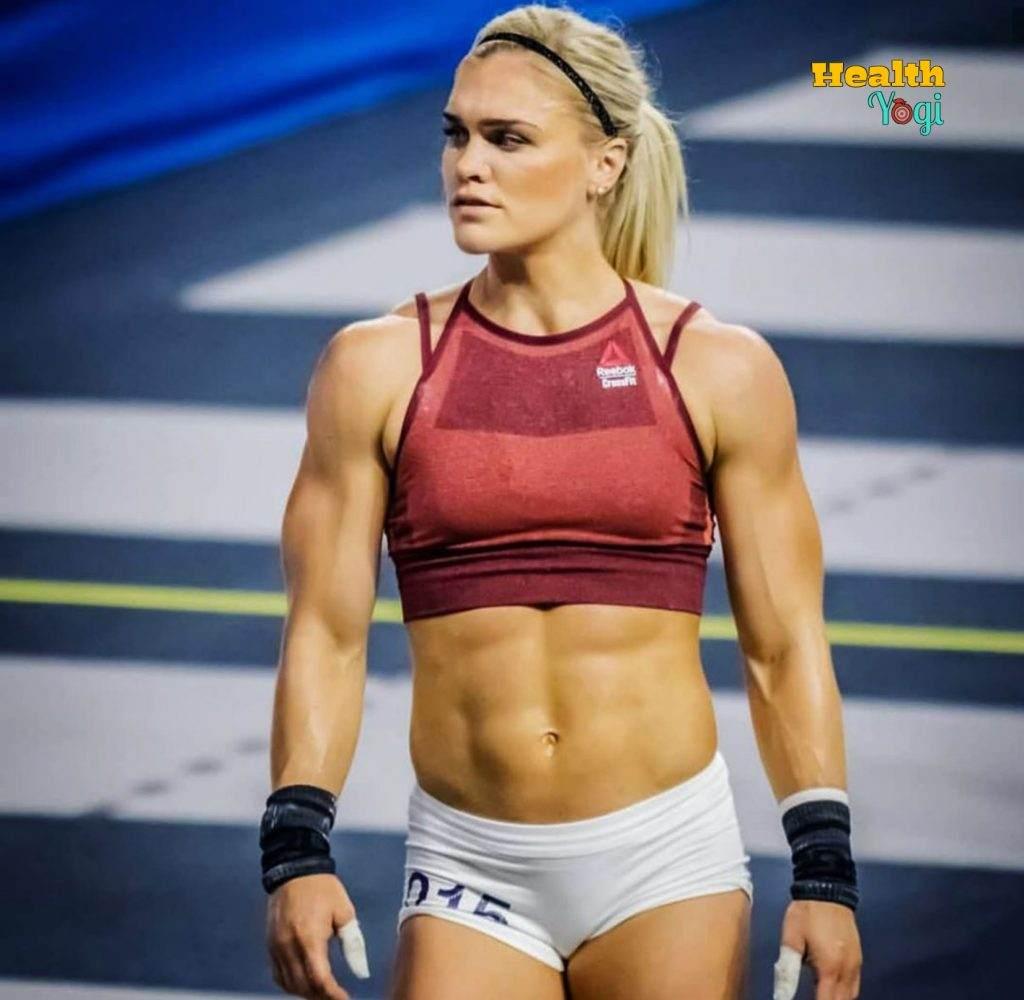 Katrin Davidsdottir Fitness