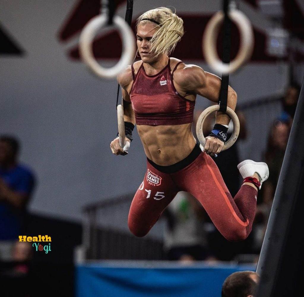 Katrin Davidsdottir Exercise