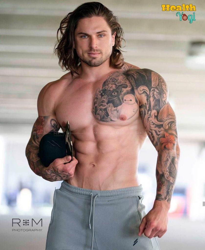 Ryan Stacks Workout Routine and Diet Plan