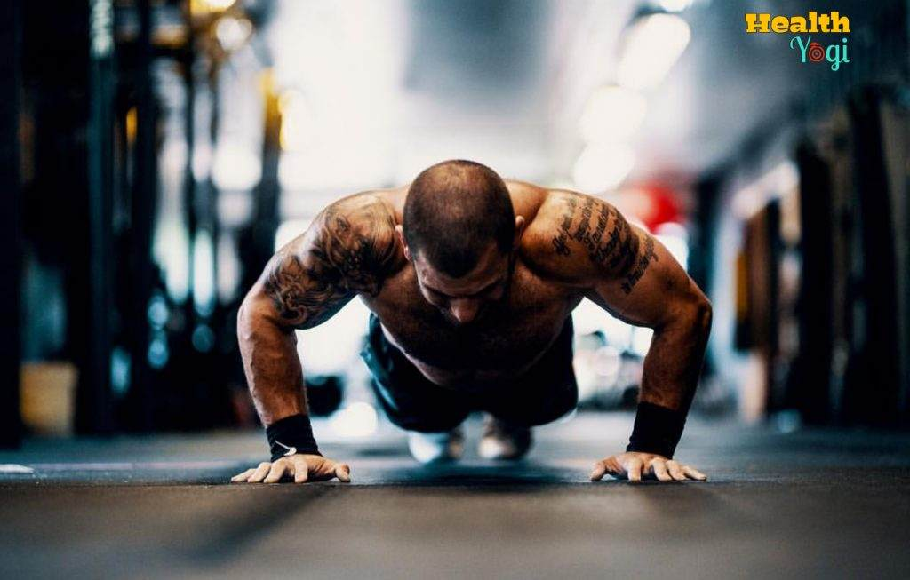 Mat Fraser Exercise Routine