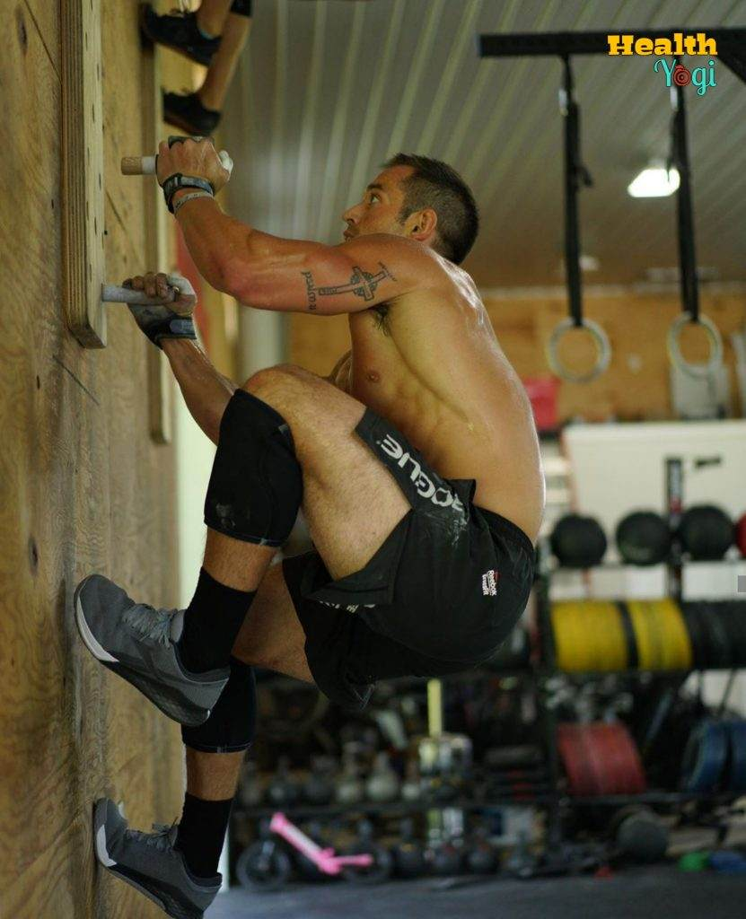 Rich Froning Jr Workout Routine
