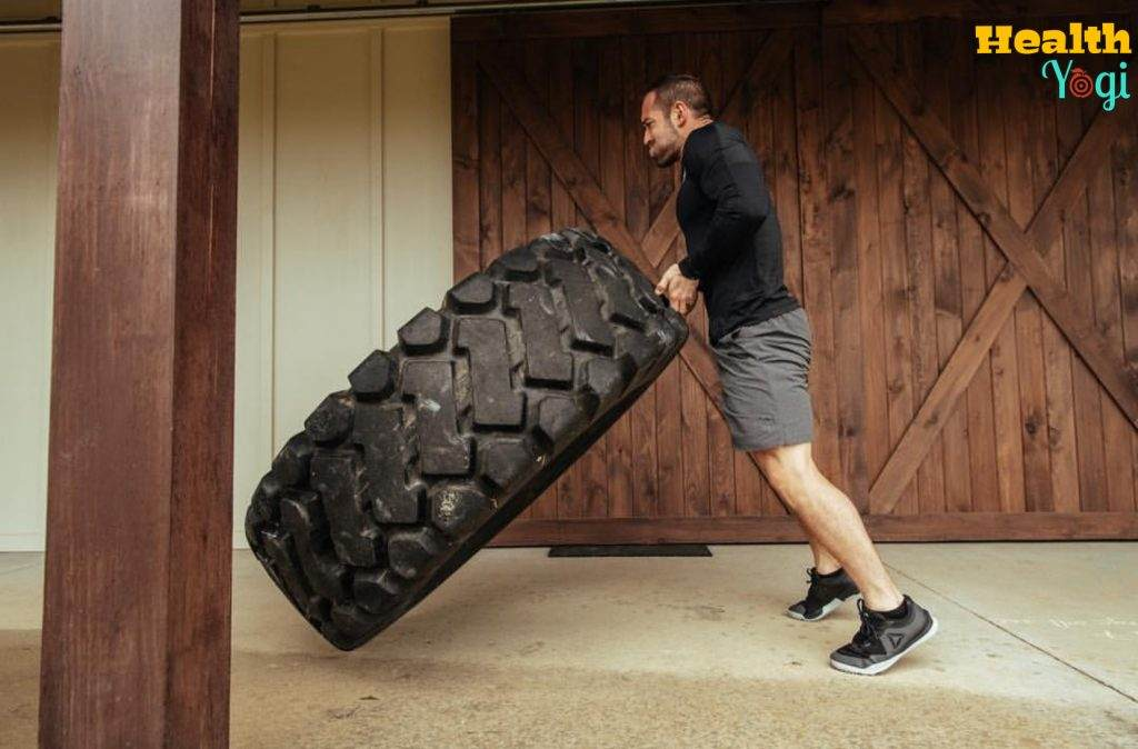 Rich Froning Fitness Regime