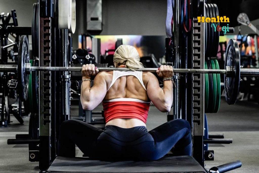 Brooke Ence Gym HD Photo