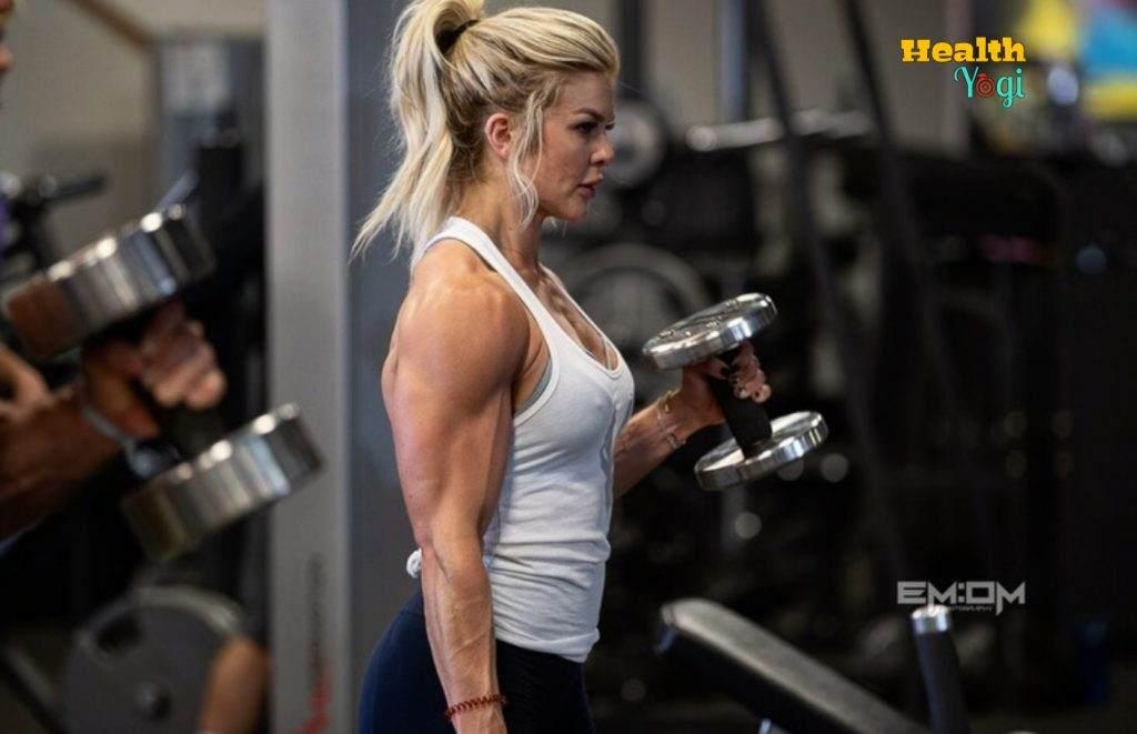 Brooke Ence Biceps