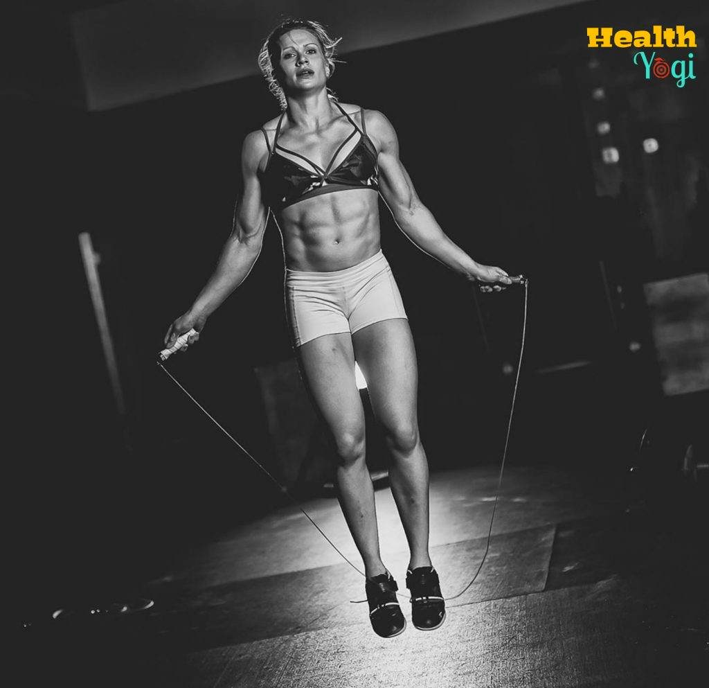 Annie Mist Thorisdottir Exercise Regime