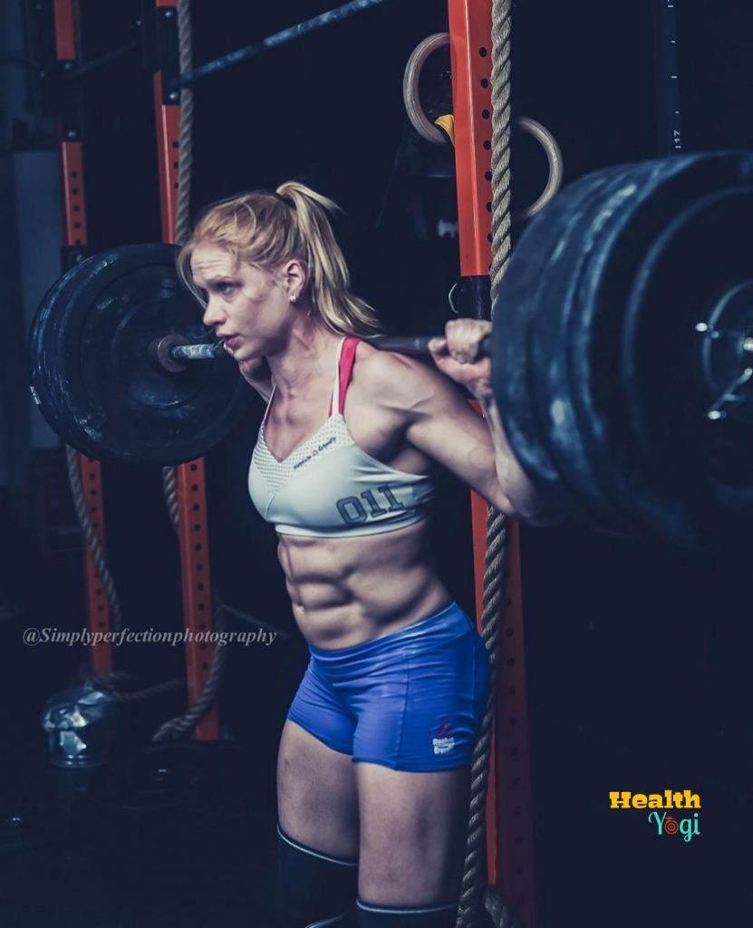 Annie Mist Thorisdottir Body Bodybuilding