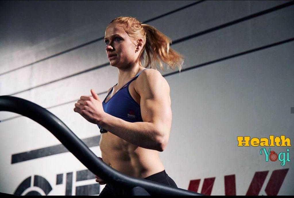 Annie Mist Thorisdottir Gym exercise