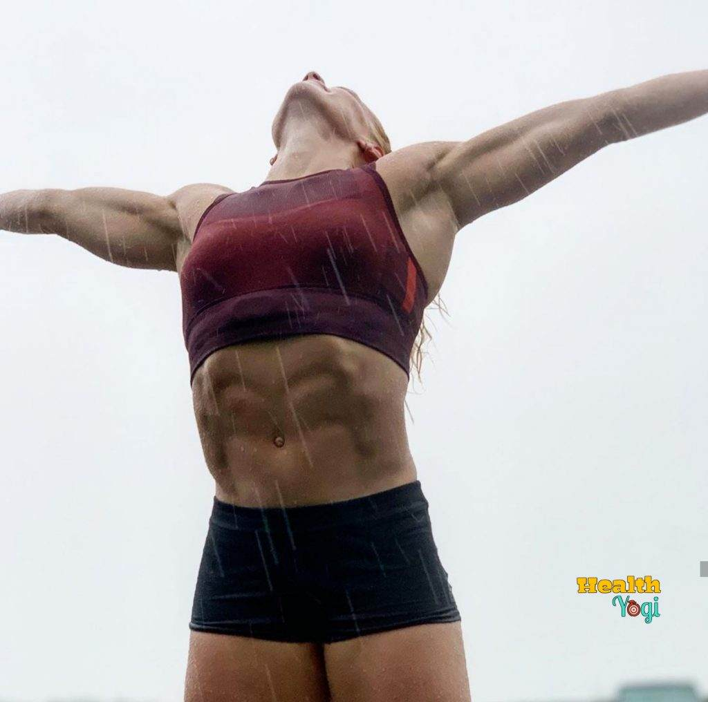 Annie Mist Thorisdottir abs workout