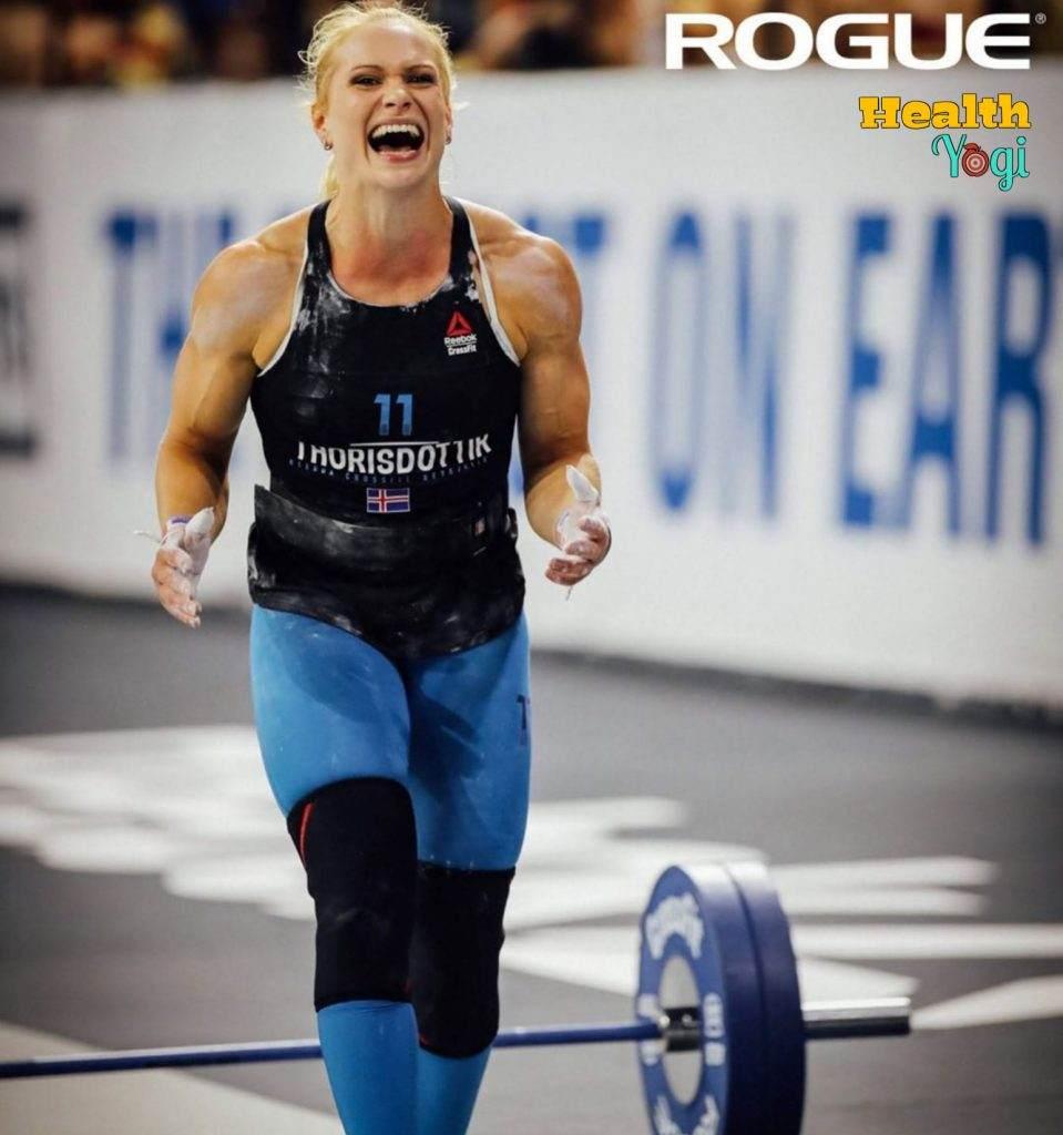 Annie Mist Thorisdottir Motivation