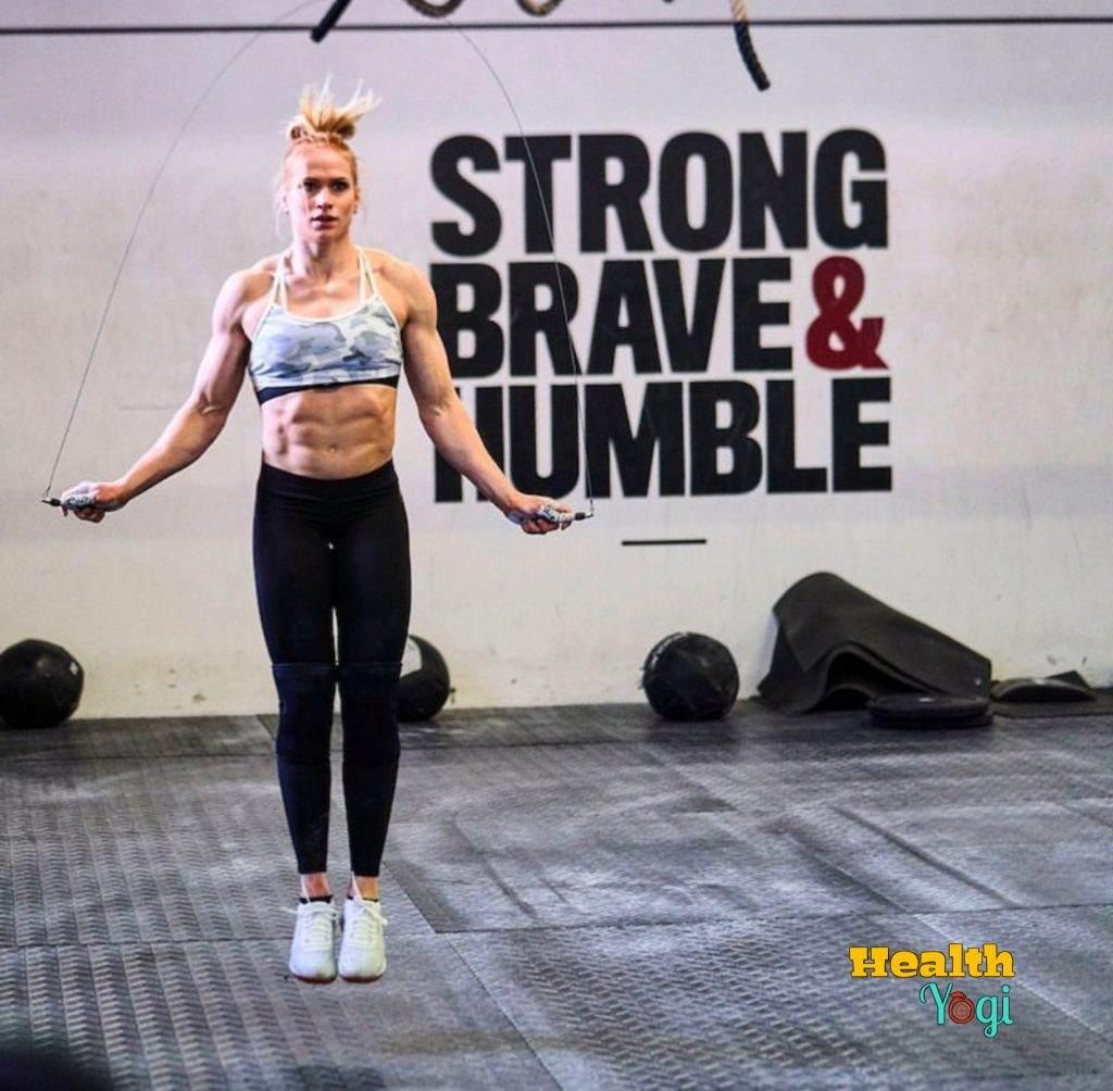 Annie Mist Thorisdottir Workout Routine